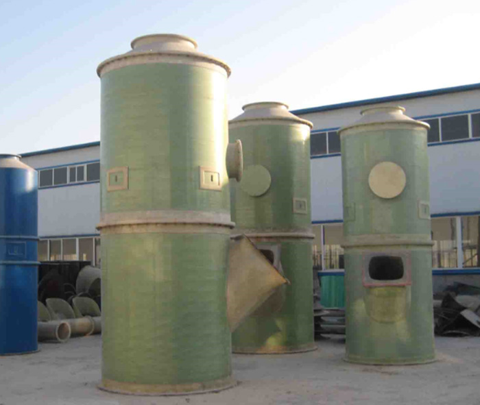 Difference Between FRP Cooling Tower And Water Tower