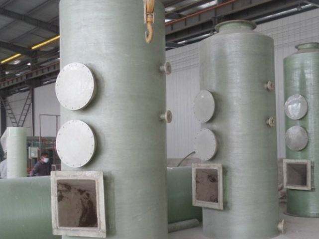 Selection And Application Of FRP Absorption Tower
