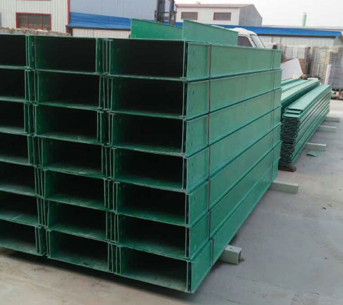 Fiberglass Composite Cable Tray