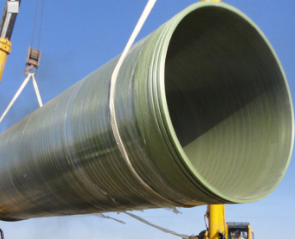 FRP Pipe Will Be Updated As The Country
