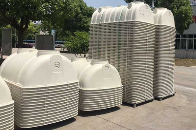 What Is The Use Of The Sewage Tank Capping Material?