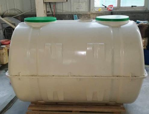 Compression Resistance Fiberglass Septic Tank