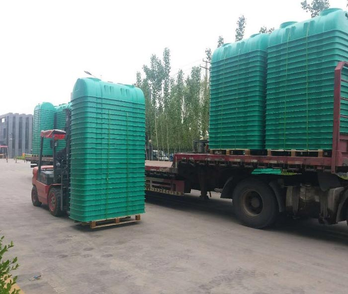 High Quality Fiberglass Septic Tank