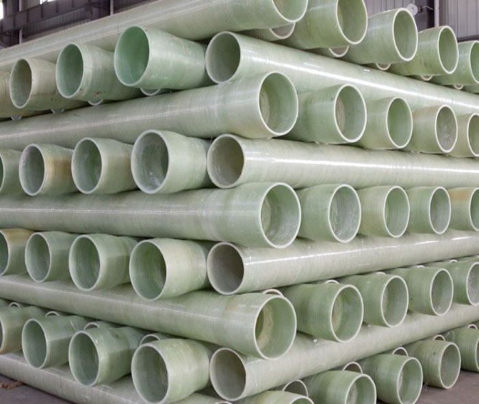 High strength fiberglass septic tank