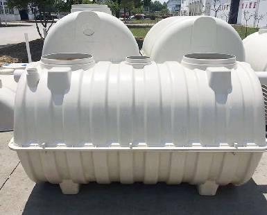Glass Septic Tanks