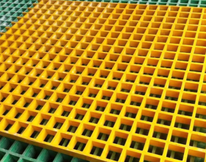 The Powerful Loading Effect and Wide Usage of FRP Grating