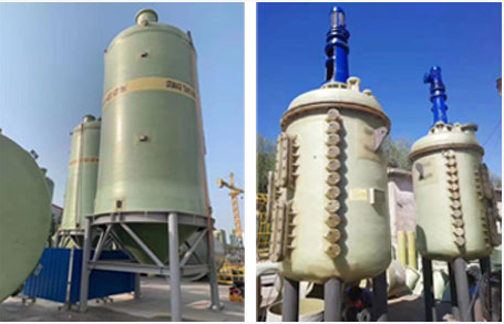 FRP Storage Tanks Are Good for Fire Fighting Services