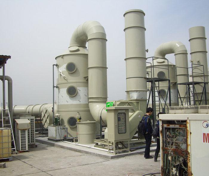 Fiberglass Acid Mist Purification Tower