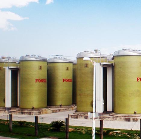 Characteristics of FRP Storage Tank