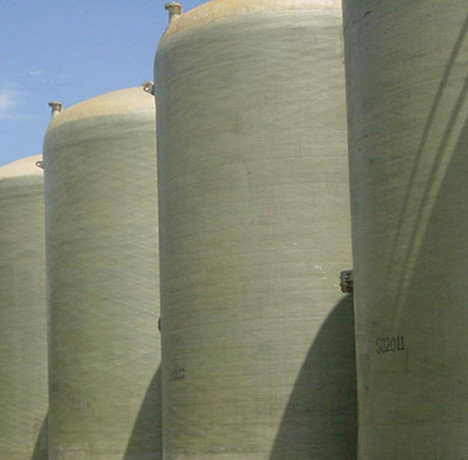 Maintenance Skills Of FRP Storage Tank