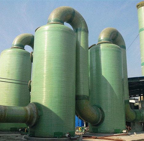 Advantages Of FRP Cooling Towers
