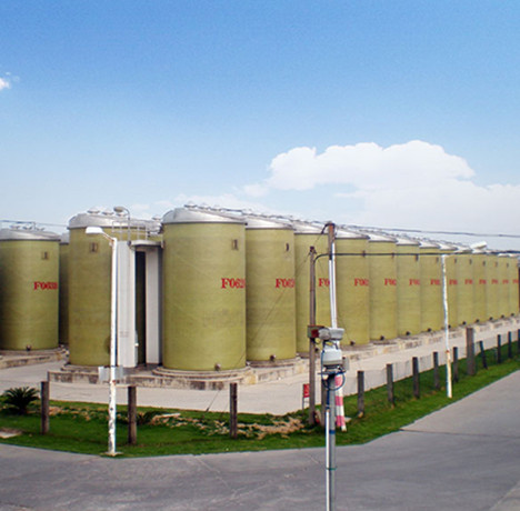 How to Choose A Qualified FRP Storage Tank?