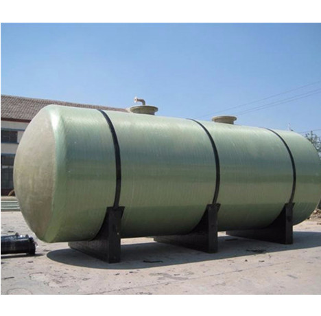Precautions When Cleaning FRP Storage Tank