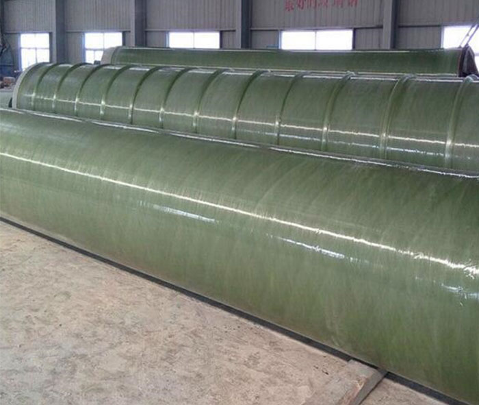 FRP Process Pipe