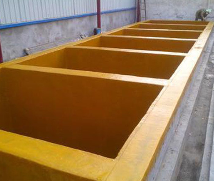 FRP Corrosion Protection