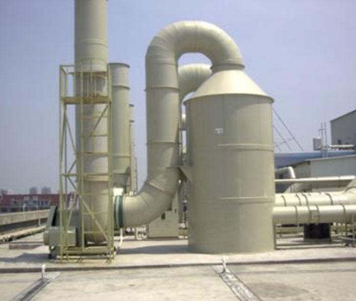 FRP Acid Mist Purification Tower