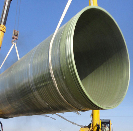 What Are The Advantages Of Glass Steel Pipe?