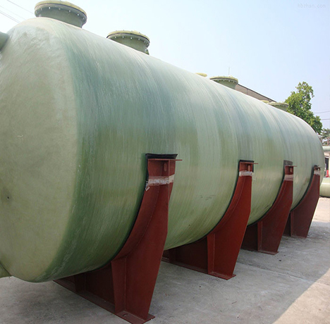 What are the Advantages of FRP Tanks?
