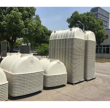 What are the Advantages of FRP Septic Tanks in Environmental Protection?