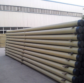 What Is Fiberglass Pipe Development Path