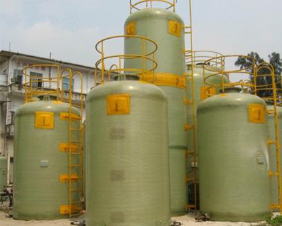 Vertical Storage Tanks